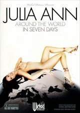 julia ann, around the world in seven days, porn, glamour, wicked pictures