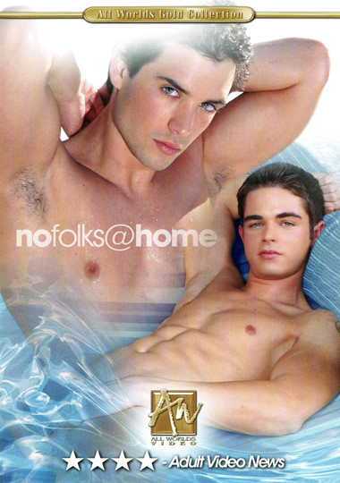 No Folks at Home Cover Front