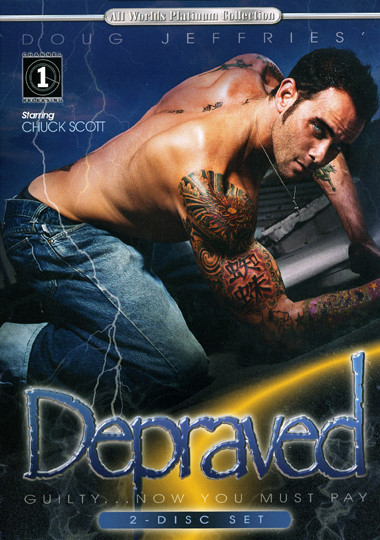 Depraved Cover Front