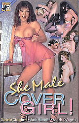 Shemale Cover Girl