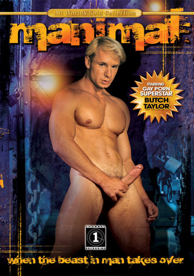Manimal Cover Front