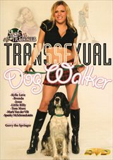 Transsexual Dog Walker
