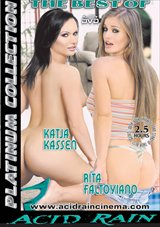 The Best Of Katja Kassen And Rita Faltoyano