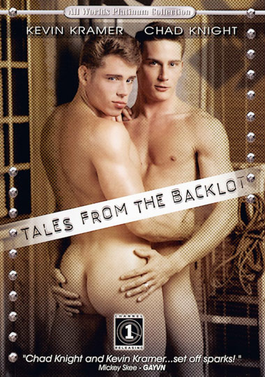 Tales from the Backlot Cover Front