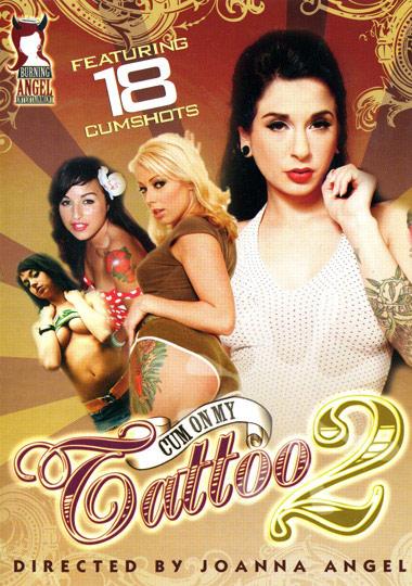 Cum On My Tattoo 2 cover