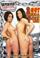 2 Hot Chicks And 1 Lucky Dick