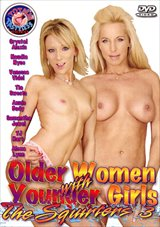 Older Women With Younger Girls: The Squirters 3