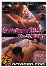 Amateur Girls Do It Best