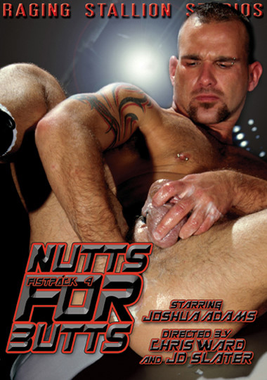 Fistpack 04 Nutts for Butts Cover Front