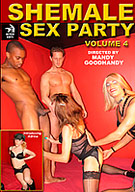 Shemale Sex Party 4