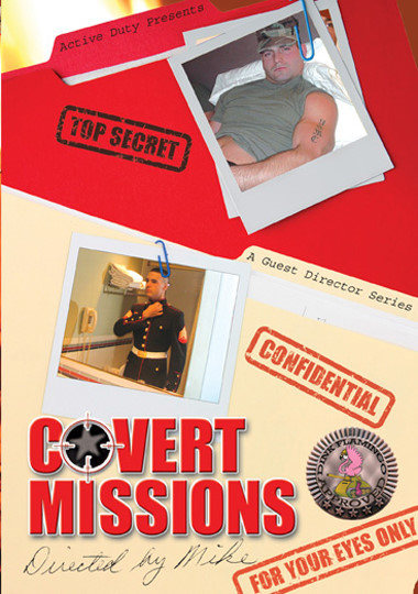 Covert Missions Cover Front