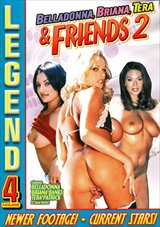 Belladonna, Briana, Tera And Friends 2