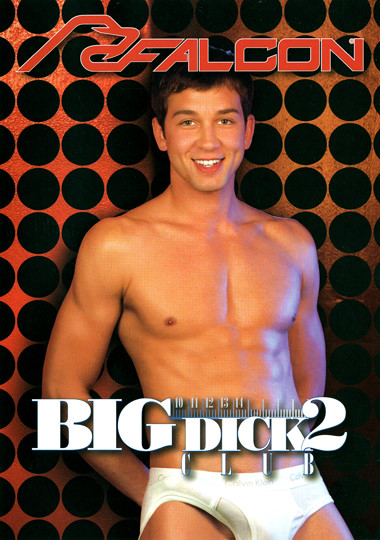 Big Dick Club 2 Cover Front