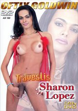 Brazilian Travestis: Sharon