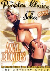 Anal Blondes