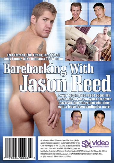 Barebacking With Jason Reed Cover Back