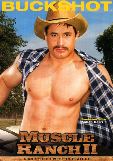 Muscle Ranch 2 Cover Front