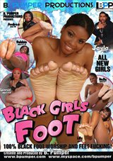 Black Girls Foot