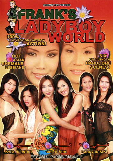 Frank's Ladyboy World cover