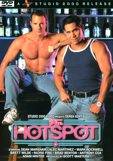 The Hotspot Cover Front