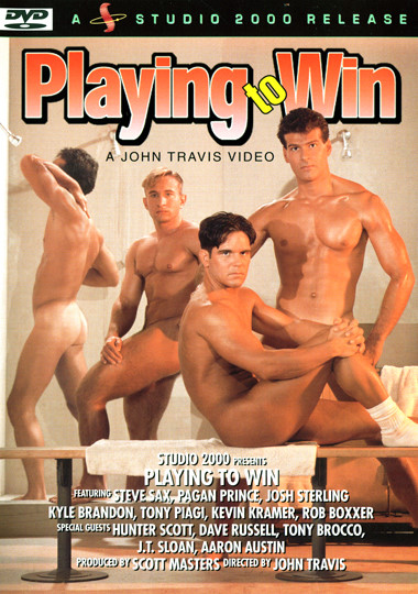 Playing to Win Cover Front