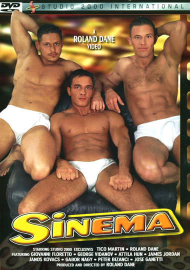Sinema Cover Front