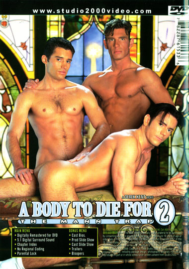 A Body to Die For 2 The Mann Trap Cover Back