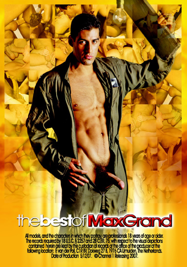 The Best of Max Grand Cover Back