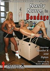 Nasty Nurse In Bondage
