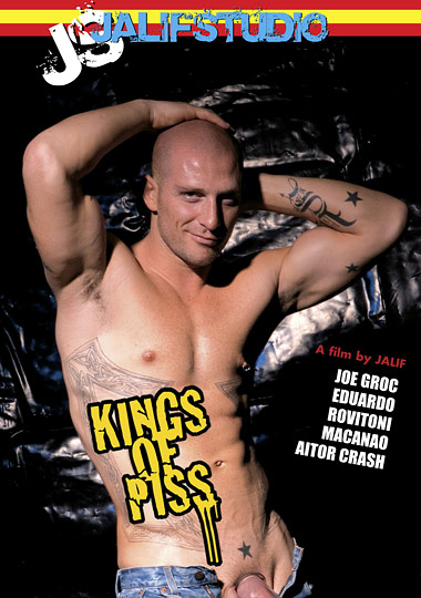 Kings of Piss 1 Front Cover