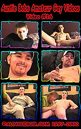 Auntie Bob's Amateur Gay Video 16