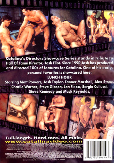 Lunch Hour 1 Cover Back