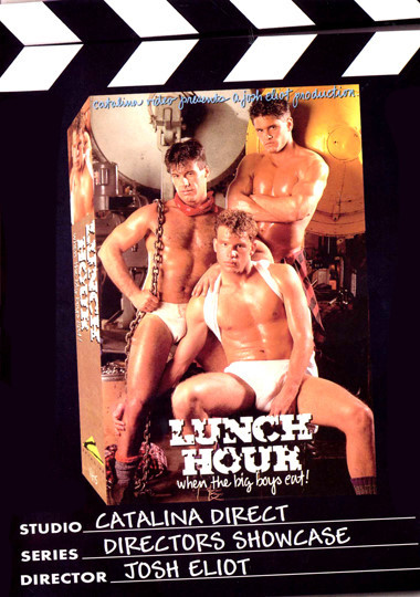 Lunch Hour 1 Cover Front