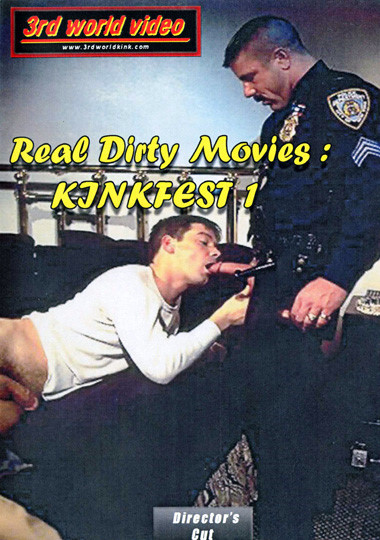 Real Dirty Movies Kinkfest 1 Front Cover