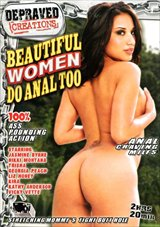 Beautiful Women Do Anal Too