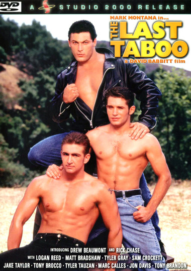 The Last Taboo Cover Front