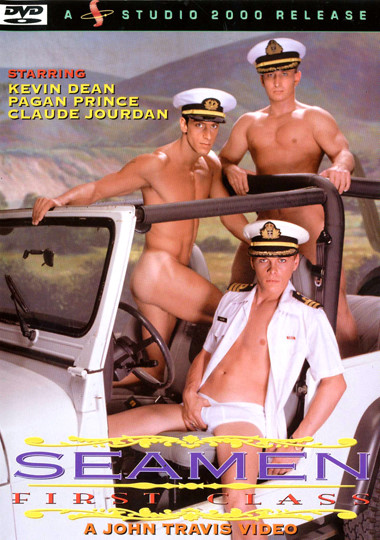 Seamen First Class Cover Front