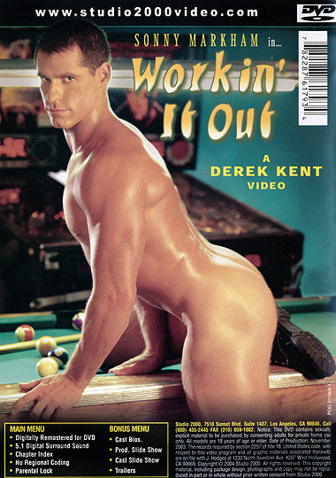 Workin It Out (Studio 2000) Cover Back