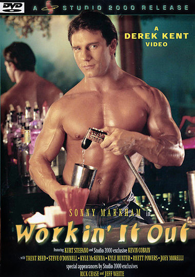 Workin It Out (Studio 2000) Cover Front