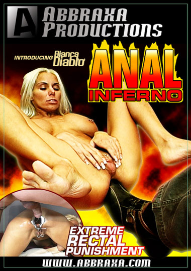 Anal Inferno cover