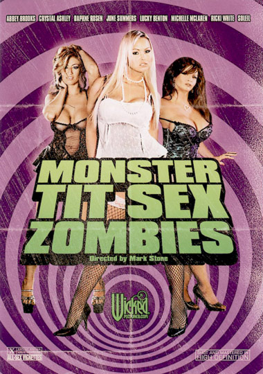 Monster Tit Sex Zombies cover