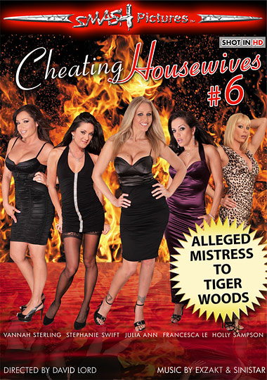 Cheating Housewives 6 cover