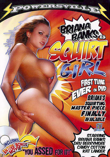 Brianna Banks Is Squirt Girl cover
