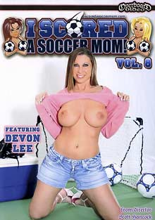 I Scored A Soccer Mom 8 cover