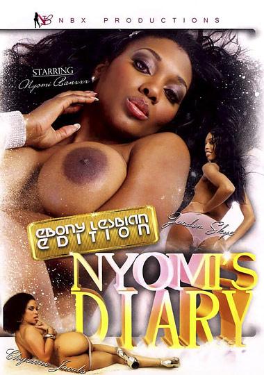 Nyomi's Diary cover