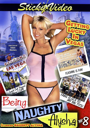 Being Naughty Alysha 8: Getting Lucky In Vegas cover