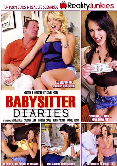 Babysitter Diaries cover