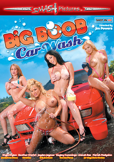 Big Boob Car Wash cover