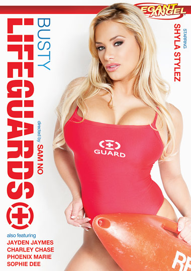 Busty Lifeguards cover