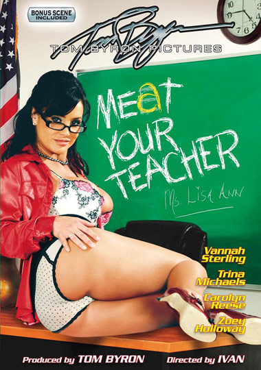Meat Your Teacher cover